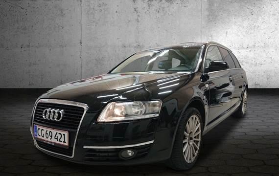 Audi A6 2,0 TFSi Avant
