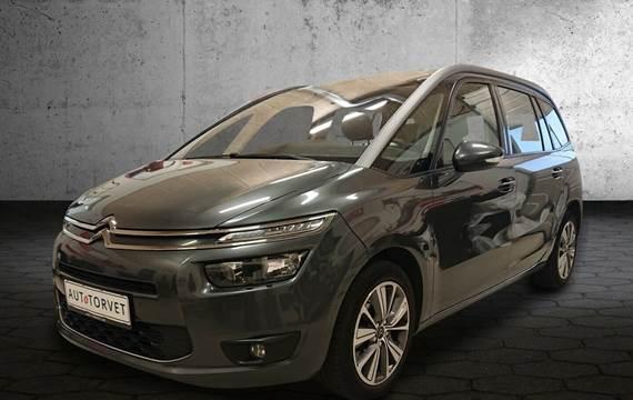 Citroën Grand C4 Picasso 2,0 e-HDi 150 Seduction