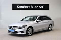 Mercedes C220 d 2,0 Advantage stc. aut.