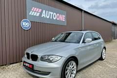 BMW 118d 2,0 Advantage Steptr.