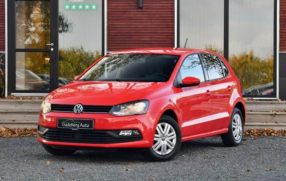VW Polo 1,0 Trendline BMT
