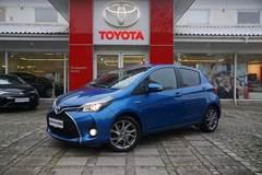 Toyota Yaris Hybrid H2 Style E-CVT 100HK 5d Trinl. Gear
