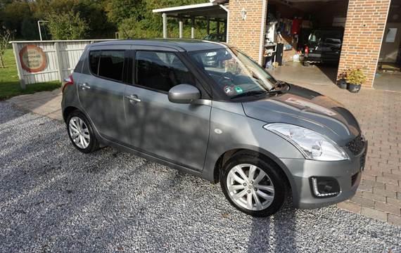 Suzuki Swift 1,2 16V Style Edition  5d