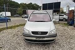 Opel Zafira 1,8 16V Comfort Flexivan