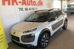 Citroën C4 Cactus Blue HDi Feel start/stop 100HK Van                 A++