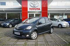 Toyota Aygo VVT-I T2 Air Connect 68HK 5d