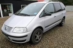VW Sharan 1,9 TDi 130 Van