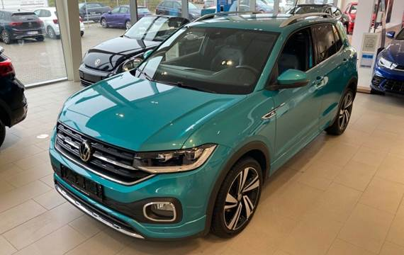 VW T-Cross 1,0 TSi 115 R-line DSG