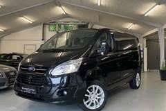 Ford Transit Custom 270S 2,2 TDCi 155 Limited Van