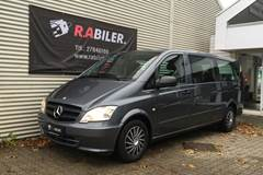 Mercedes Vito 113 2,2 CDi Kombi XL aut.