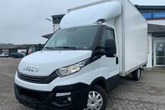 Iveco Daily 3,0 35S18 Alukasse m/lift+køl AG8