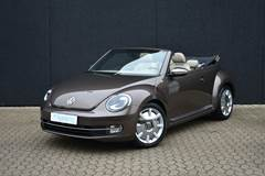 VW The Beetle 1,4 TSi 160 Design Cabriolet