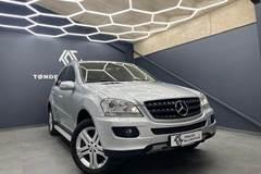 Mercedes ML320 3,0 CDi aut. 4Matic Van