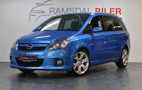 Opel Zafira 2,0 OPC