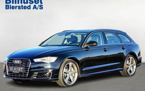 Audi A6 3,0 TDi 320 Avant quattro Tiptr.