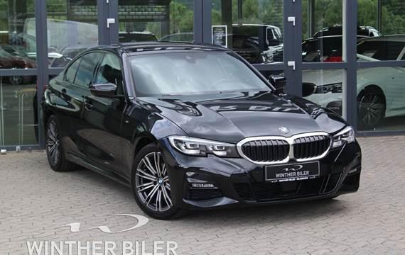 BMW 320d 2,0 M-Sport xDrive aut.