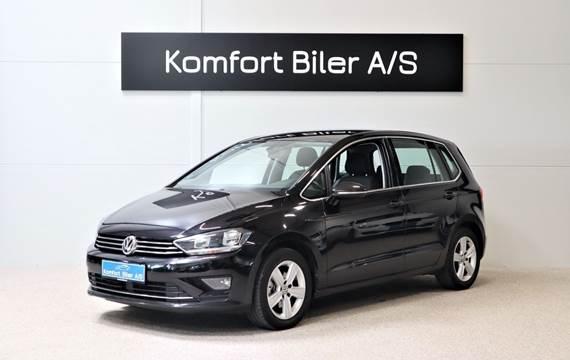 VW Golf Sportsvan 1,6 TDi 110 Highline BMT
