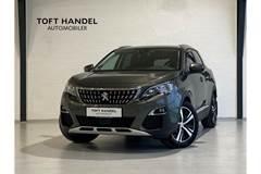 Peugeot 3008 1,6 BlueHDi 120 Allure EAT6 Van