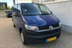 VW Transporter 2,0 TDi 110 Kassevogn kort