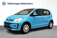VW UP! 1,0 MPi 60 Move Up! ASG BMT
