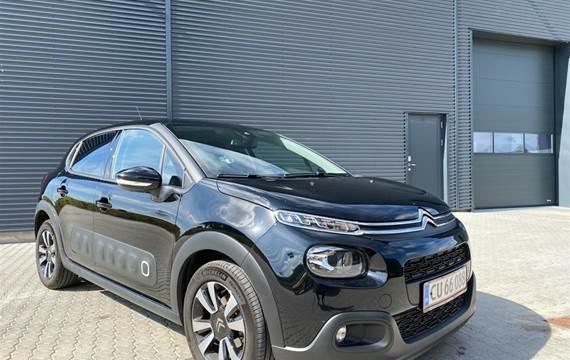 Citroën C3 1,2 PureTech Sportline start/stop  5d