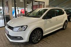 VW Polo 1,4 TSI BMT ACT BlueGT DSG  5d 7g Aut.
