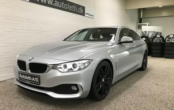 BMW 420d 2,0 Gran Coupé