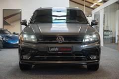 VW Tiguan 2,0 TDi 240 R-line DSG 4Motion Van