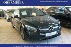 Mercedes CLA250 4M AMG 7G-DCT LED SHZ PTS TWA Rü-Ka