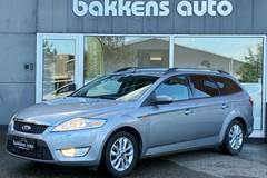 Ford Mondeo 2,0 TDCi 115 ECOnetic