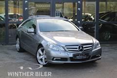 Mercedes E350 3,0 CDi Avantgarde Coupé aut. BE