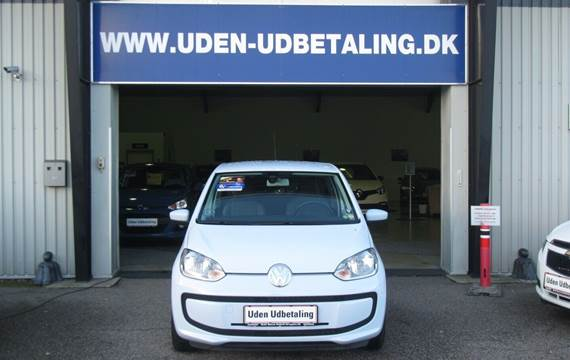 VW UP! 1,0 60 Groove Up! BMT