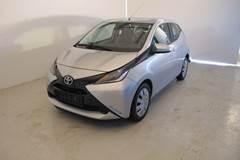 Toyota Aygo 1,0 VVT-i x-change