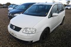 VW Touran 2,0 VAN 2,0 TDI AUT.