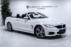 BMW 425d 2,0 Cabriolet aut.