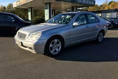 Mercedes C200 2,2 CDi Elegance aut.