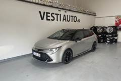 Toyota Corolla 2,0 Hybrid GR Sport Touring Sports MDS