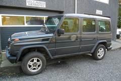 Mercedes GD300 3,0 4x4