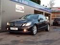 Mercedes E200 1,8 CGi Coupé aut. BE