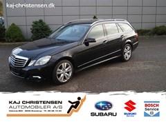 Mercedes E350 3,0 350 CDI BE Aut.  Stc