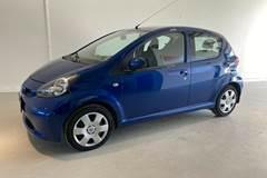 Toyota Aygo 1,0 Plus Blue komfort