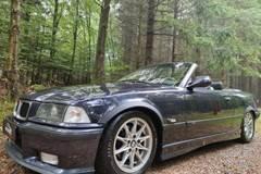 BMW 318i 1,8 Cabriolet