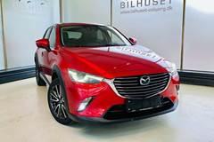 Mazda CX-3 2,0 SkyActiv-G 120 Optimum