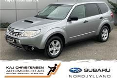 Subaru Forester 2,0 D X AWD  Van 6g