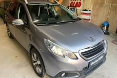 Peugeot 2008 1,6 e-HDi 92 Allure Van