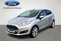 Ford Fiesta 1,0 EcoBoost Titanium X Start/Stop  5d