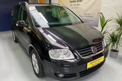 VW Touran 2,0 TDi 136 Trendline Van