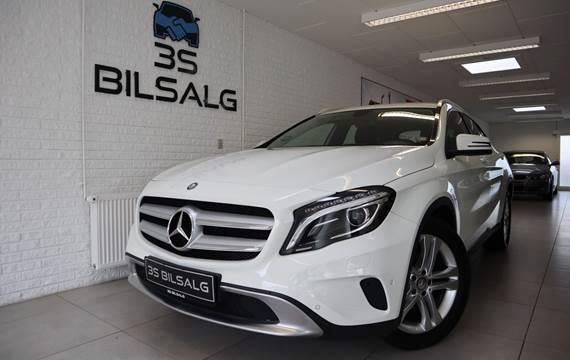 Mercedes GLA220 2,2 CDi aut. 4Matic