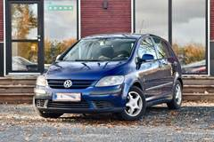 VW Golf Plus 1,9 TDi 105 Trendline DSG