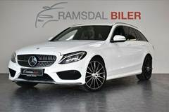 Mercedes C250 2,2 BlueTEC AMG Line stc. 4Matic